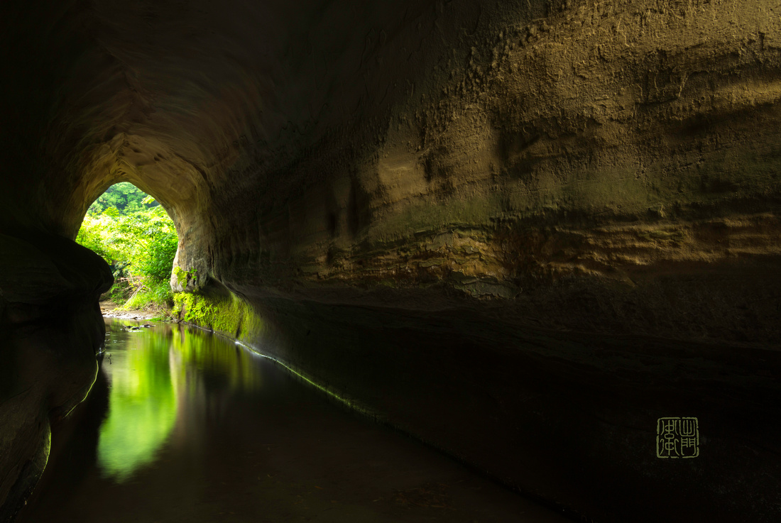 Nuda cave Dfraw _7171 Hanko